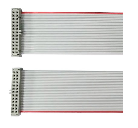 Ribbon Cable 26 Pin 16 Inch 2 Connector