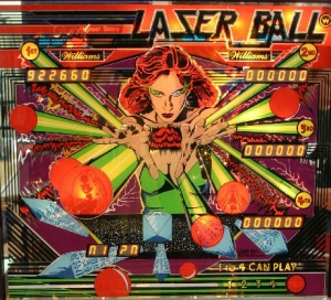 Lazer Ball