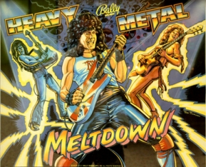 Heavy Metal Meltdown