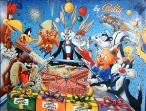 Bugs Bunny Birthday Ball