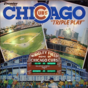 "Chicago Cubs ""Triple Play"""