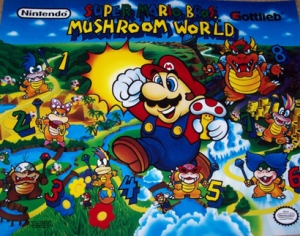 Super Mario Bros. Mushroom World