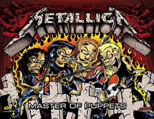 Metallica LE (Master Of Puppets)
