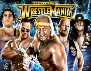 Legends of Wrestlemania LE