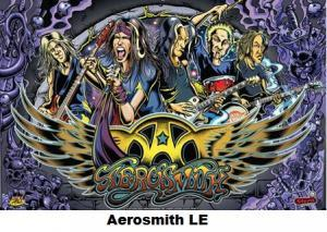 Aerosmith Limited Edition