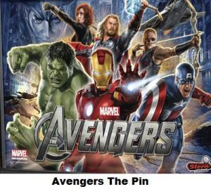 Avengers The Pin