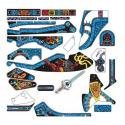 Swords of Fury Plastic Set #31-1006-559